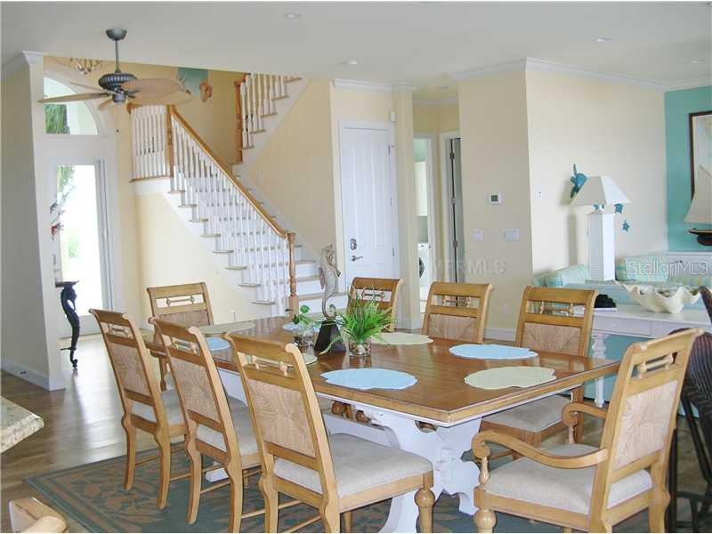 Dining Room - Single Family Home for sale at 131 S Gulf Blvd, Placida, FL 33946 - MLS Number is D5794327