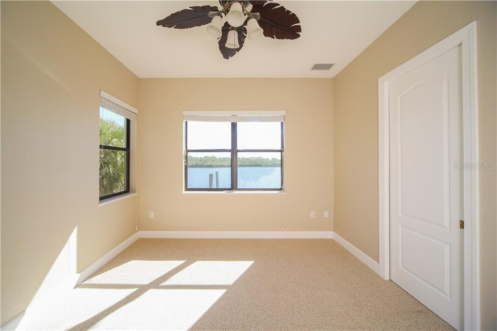 2nd Bedroom off of Family Room - Single Family Home for sale at 550 Coral Creek Dr, Placida, FL 33946 - MLS Number is D5917129