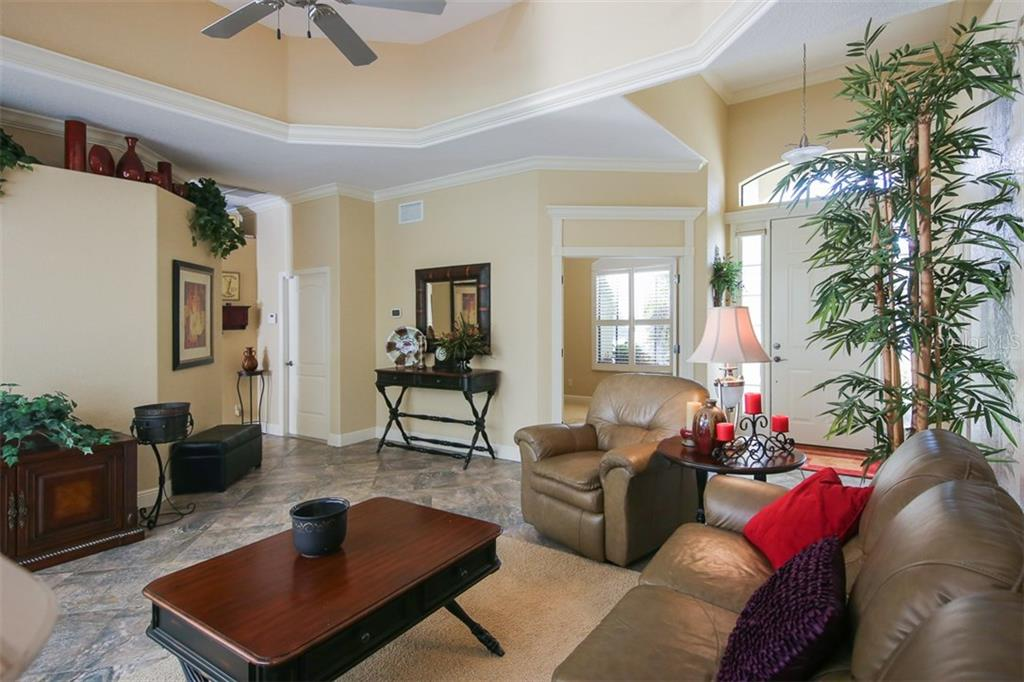 GREAT ROOM - Single Family Home for sale at 2634 Royal Palm Dr, North Port, FL 34288 - MLS Number is D5920557