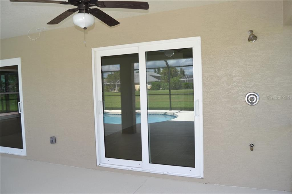 Dinette in the model - Single Family Home for sale at 248 Broadmoor Ln, Rotonda West, FL 33947 - MLS Number is D5923019