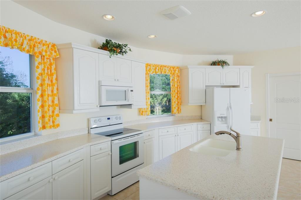 Kitchen - Single Family Home for sale at 14241 River Beach Dr, Port Charlotte, FL 33953 - MLS Number is D5924121