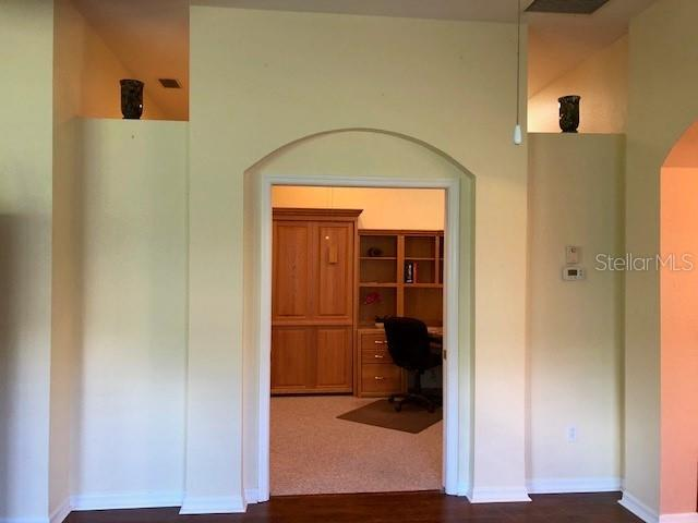 Den with Pocket Doors - Villa for sale at 1116 Yosemite Dr, Englewood, FL 34223 - MLS Number is D6100080
