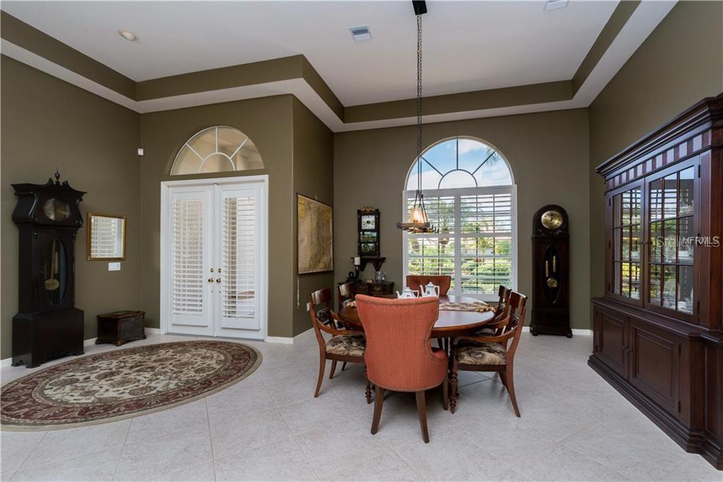 Foyer and Dining Area - Single Family Home for sale at 422 Wincanton Pl, Venice, FL 34293 - MLS Number is D6101809