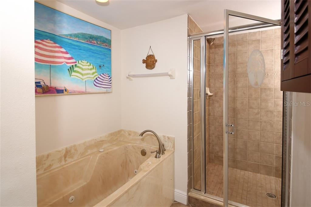 Mater Bath/Shower - Condo for sale at 50 Meredith Dr #8, Englewood, FL 34223 - MLS Number is D6103644