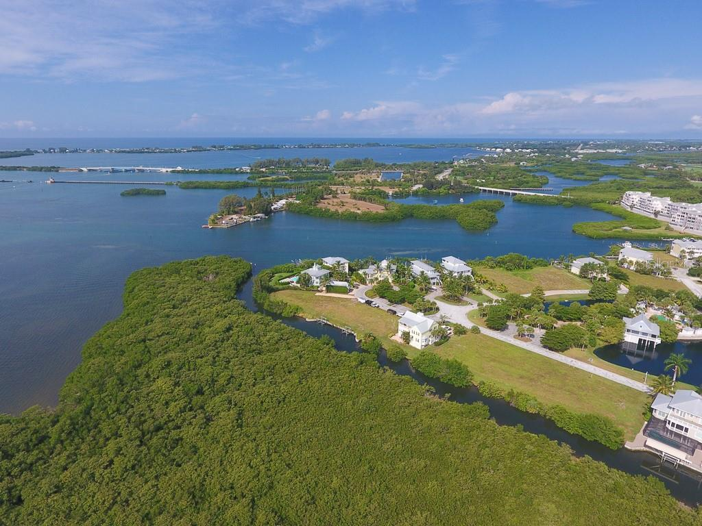 Views out to Gasparilla Sound, Intracoastal Waterway & Gulf of Mexico - Vacant Land for sale at 13220 Anglers Way, Placida, FL 33946 - MLS Number is D6104123
