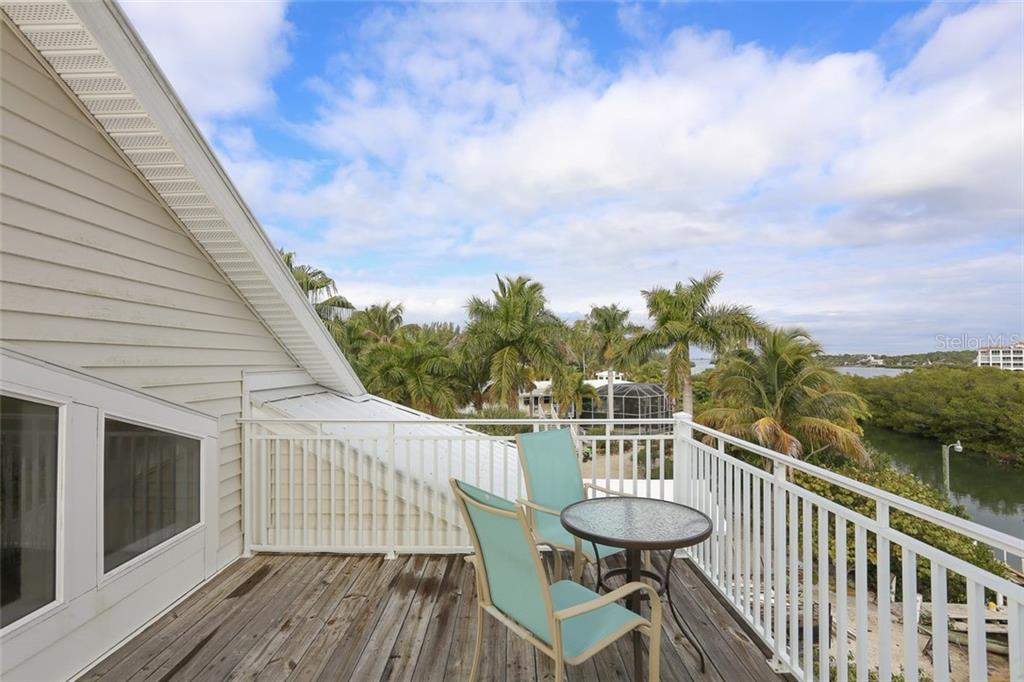 Second Story Balcony - Single Family Home for sale at 290 Kettle Harbor Dr, Placida, FL 33946 - MLS Number is D6104705