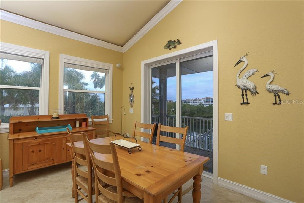 Dining Area - Single Family Home for sale at 290 Kettle Harbor Dr, Placida, FL 33946 - MLS Number is D6104705