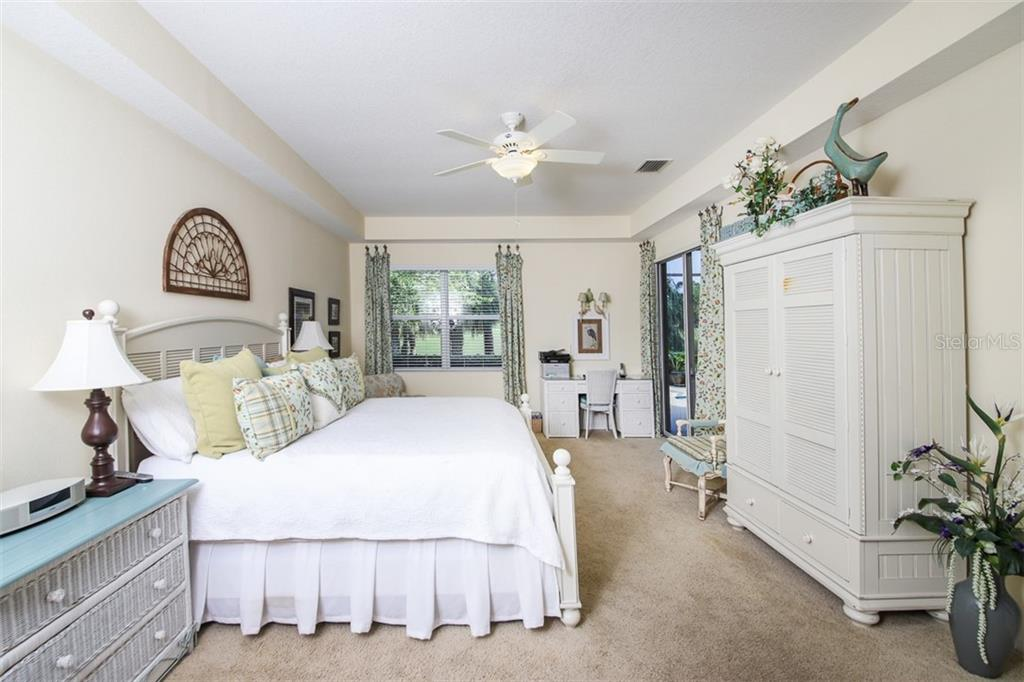 MASTER BEDROOM - Single Family Home for sale at 2373 Silver Palm Rd, North Port, FL 34288 - MLS Number is D6107376