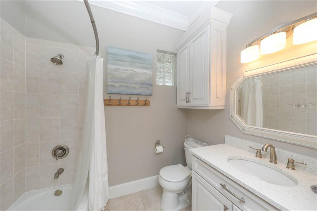 Second Bath - Single Family Home for sale at 1636 New Point Comfort Rd, Englewood, FL 34223 - MLS Number is D6108467