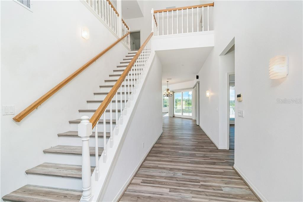 upstairs bedroom - Single Family Home for sale at 1851 New Point Comfort Rd, Englewood, FL 34223 - MLS Number is D6109283