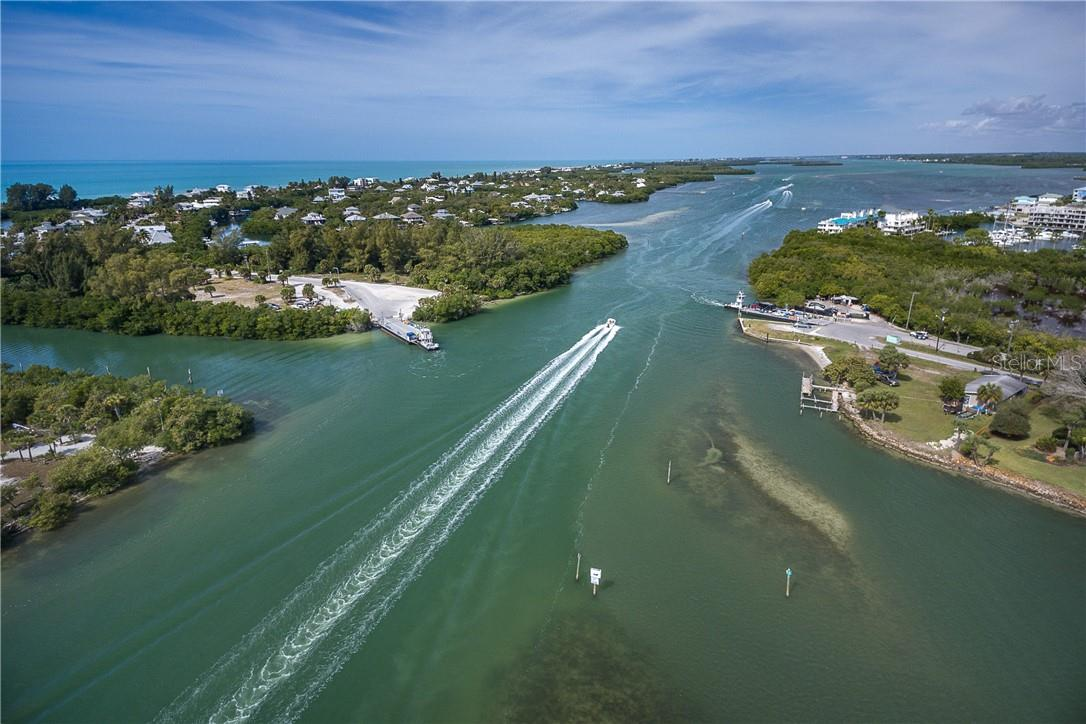 Ferries at Mainland and Island Side Landings. - Single Family Home for sale at 5 Pointe Way, Placida, FL 33946 - MLS Number is D6110468