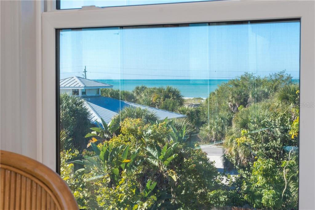 Gulf Views from Den/Loft. - Single Family Home for sale at 540 N Gulf Blvd, Placida, FL 33946 - MLS Number is D6110801