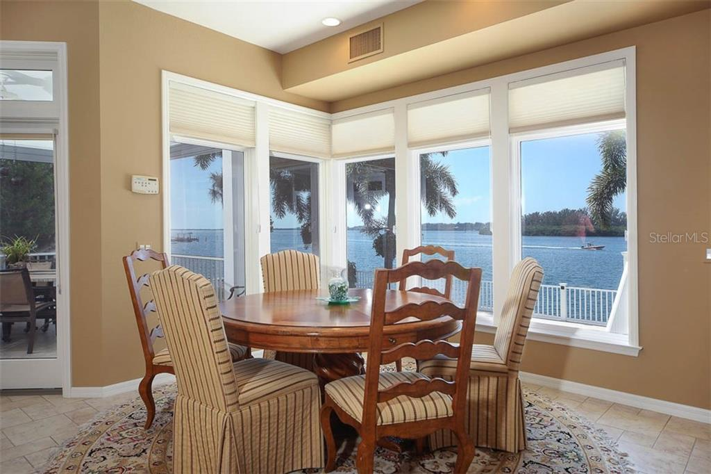 DINING ROOM WITH A VIEW! - Single Family Home for sale at 500 Anchor Row, Placida, FL 33946 - MLS Number is D6111649