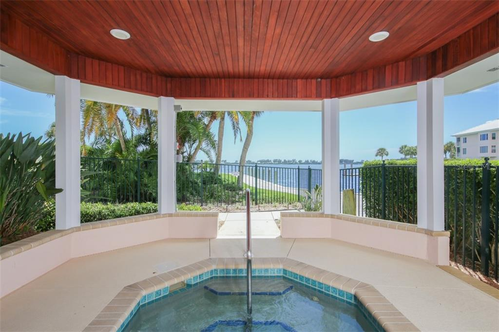 Outdoor spa - Condo for sale at 11000 Placida Rd #2501, Placida, FL 33946 - MLS Number is D6112229