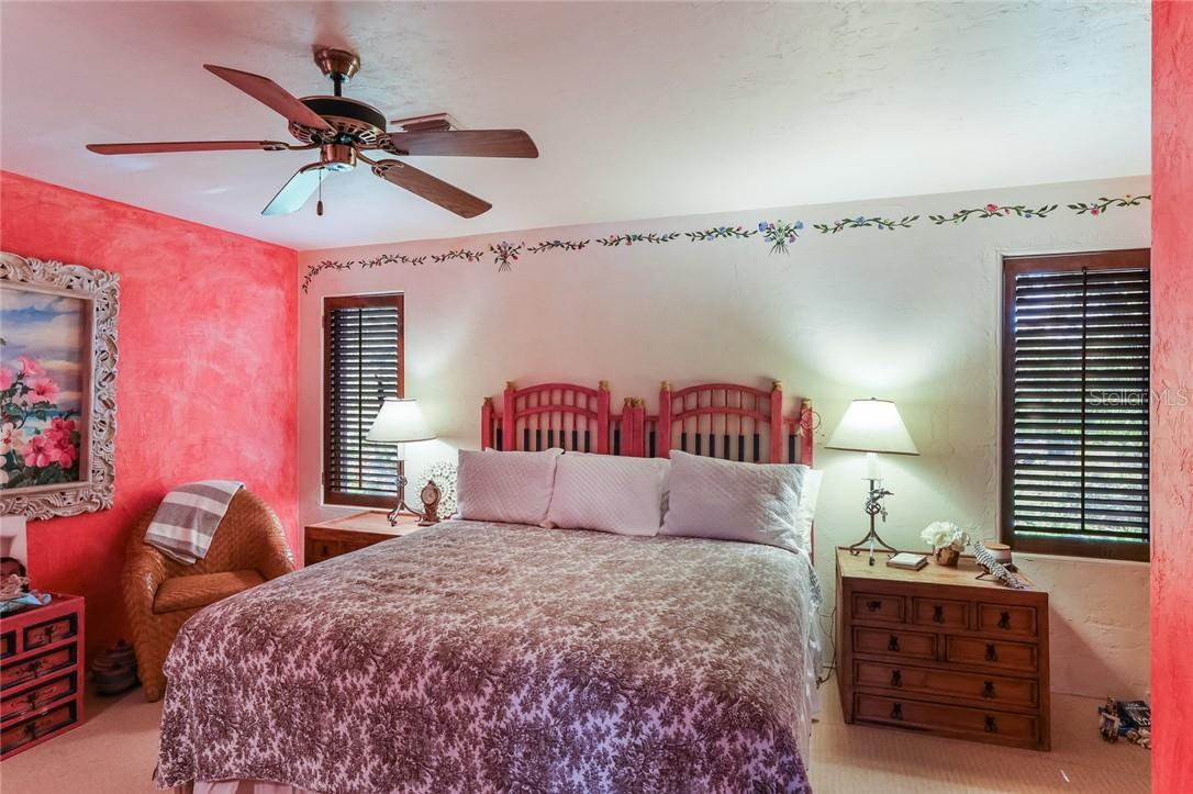Guest bedroom #3 on 1st floor of guest wing - Single Family Home for sale at 4090 Loomis Ave, Boca Grande, FL 33921 - MLS Number is D6112331