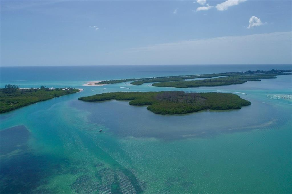 State Park on right side - Palm Island on left side of pass - Vacant Land for sale at 9427 Downing St, Englewood, FL 34224 - MLS Number is D6112667