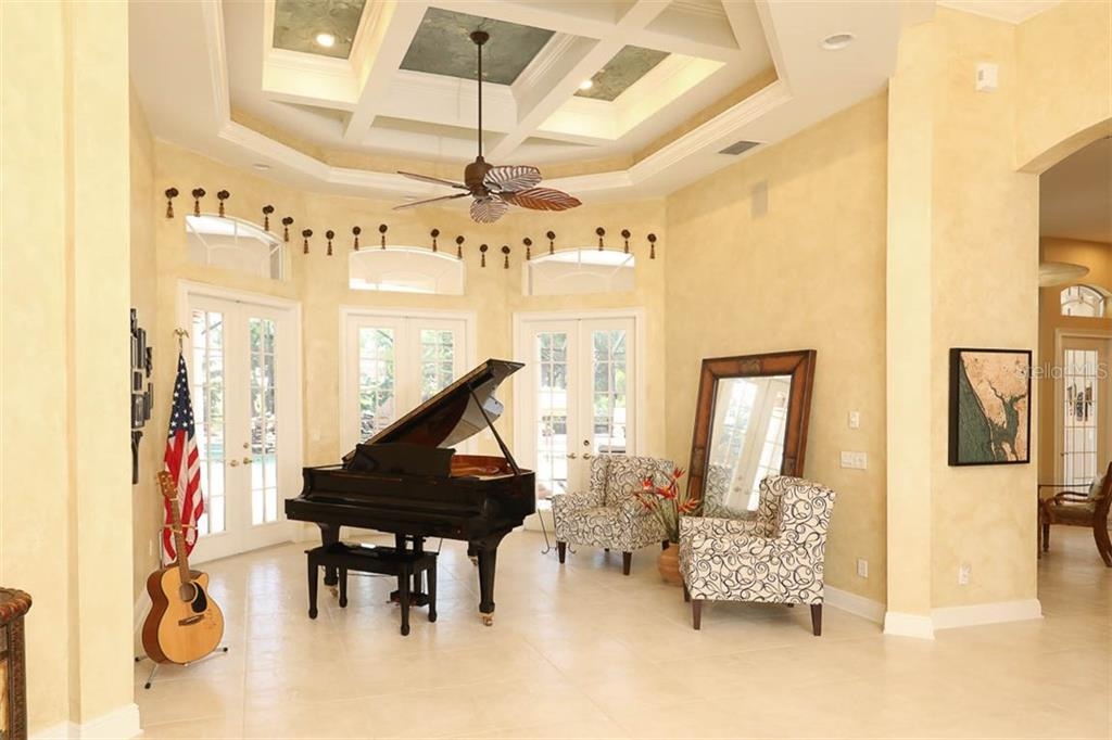 Living Room - Single Family Home for sale at 9300 Hialeah Ter, Port Charlotte, FL 33981 - MLS Number is D6113597
