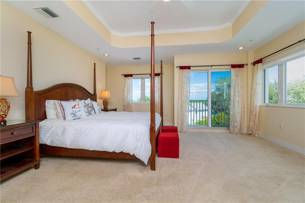 Looking to Master Balcony - Condo for sale at 2225 N Beach Rd #401, Englewood, FL 34223 - MLS Number is D6114646