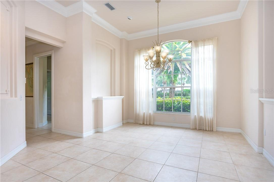 Dining Room - Single Family Home for sale at 18 Saint Croix Way, Englewood, FL 34223 - MLS Number is D6114880