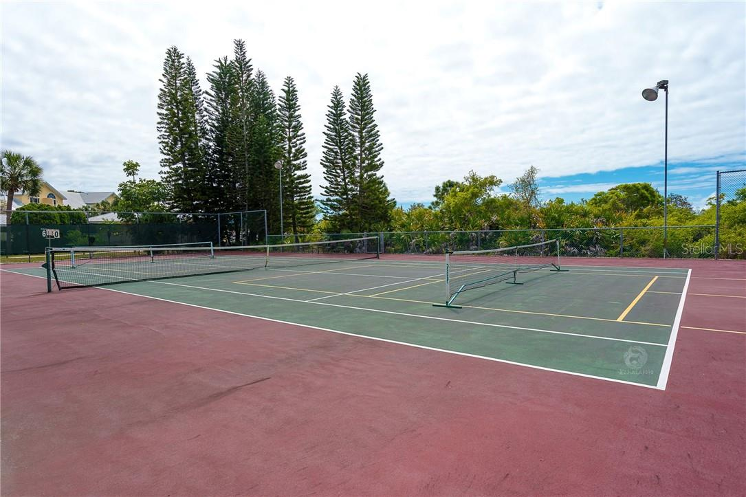 Tennis and pickle ball courts - Condo for sale at 6610 Gasparilla Pines Blvd #229, Englewood, FL 34224 - MLS Number is D6117434