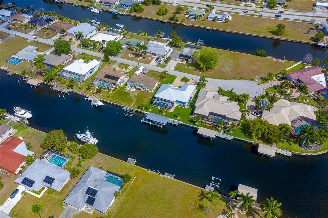 Just seconds out of the canal into open water - Single Family Home for sale at 145 Leland St Se, Port Charlotte, FL 33952 - MLS Number is D6117438