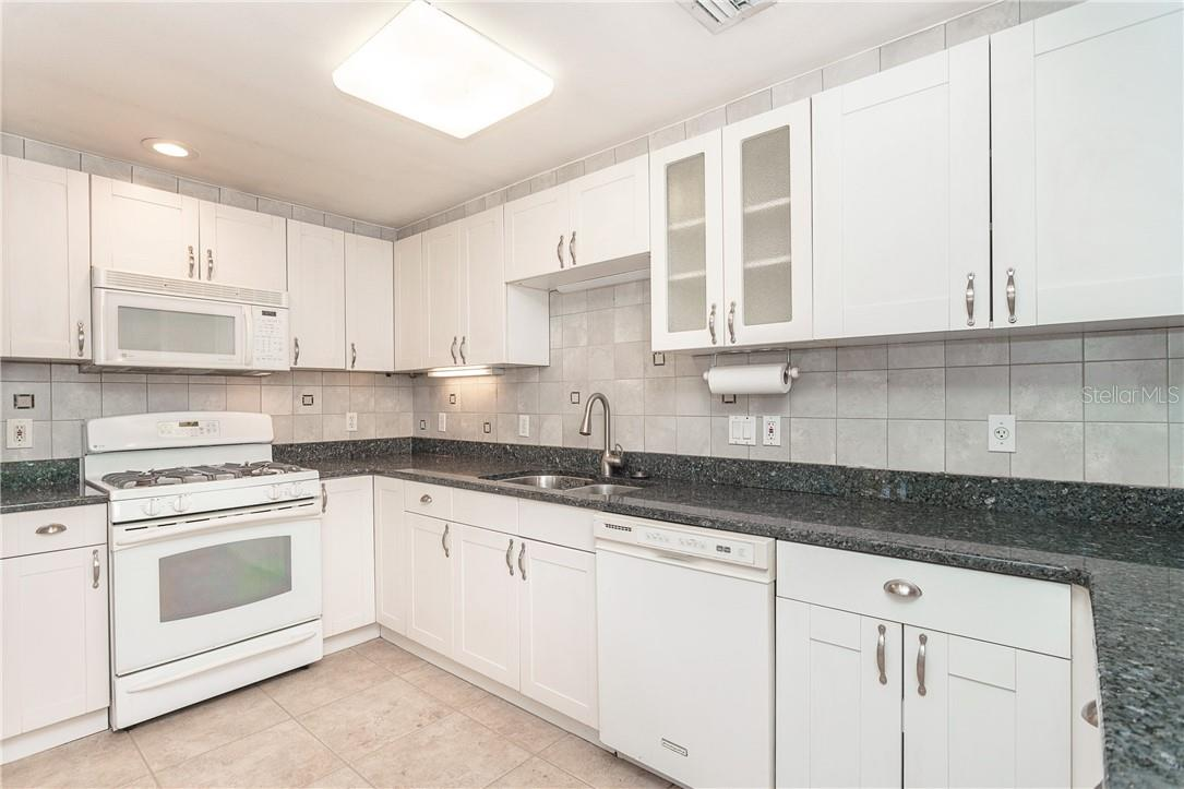 Don't forget the $5,000 credit towards your new stainless steel appliances!! This completes any remodel!! - Single Family Home for sale at 1661 New Point Comfort Rd, Englewood, FL 34223 - MLS Number is D6117712