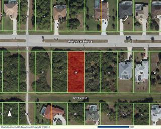 188 Rotonda Blvd E, Rotonda West, FL 33947