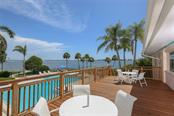 Deck & Pool overlooking Intracoastal - Condo for sale at 11000 Placida Rd #309, Placida, FL 33946 - MLS Number is D5921681