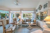 Living area - Single Family Home for sale at 186 Carrick Bend Ln, Boca Grande, FL 33921 - MLS Number is D5923688