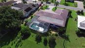 Great view from the air - Single Family Home for sale at 7 Old Trail Rd, Englewood, FL 34223 - MLS Number is D6102912