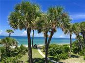 View from lot looking out to the Gulf of Mexico. - Vacant Land for sale at 6360 Manasota Key Rd #b, Englewood, FL 34223 - MLS Number is D6103470