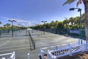 Tennis courts - Single Family Home for sale at 303 Pilot Point Ln, Boca Grande, FL 33921 - MLS Number is D6104303