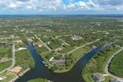 Aerial - Single Family Home for sale at 9300 Hialeah Ter, Port Charlotte, FL 33981 - MLS Number is D6113597