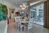 Informal dining area - Single Family Home for sale at 12307 S Access Rd, Port Charlotte, FL 33981 - MLS Number is D6117140