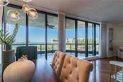 DINING ROOM - Condo for sale at 1281 Gulf Of Mexico Dr #304, Longboat Key, FL 34228 - MLS Number is T3121789