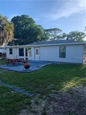 REAR OF HOME - Single Family Home for sale at 5171 Albion Rd, Venice, FL 34293 - MLS Number is V4914784