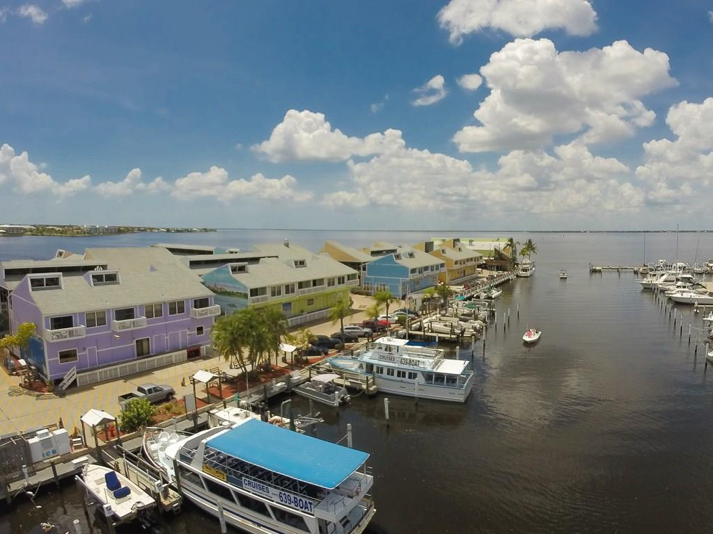 Many wonderful restaurants and shops in Fishermens Village - Vacant Land for sale at 2280 Palm Tree Dr, Punta Gorda, FL 33950 - MLS Number is C7232729
