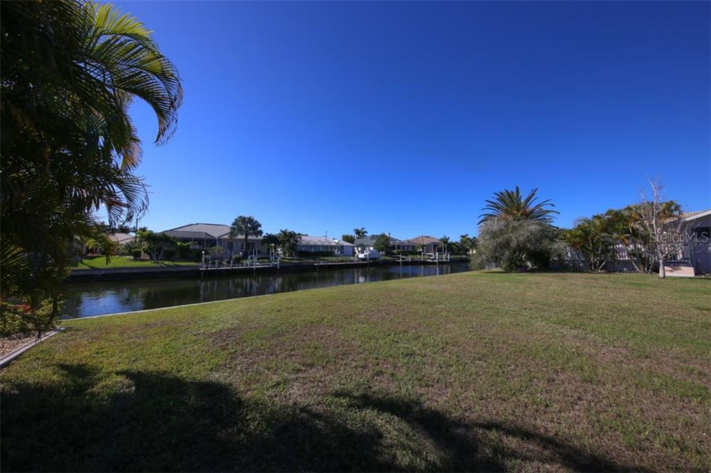 Saltwater canal - Vacant Land for sale at 543 Andora Dr, Punta Gorda, FL 33950 - MLS Number is C7234405