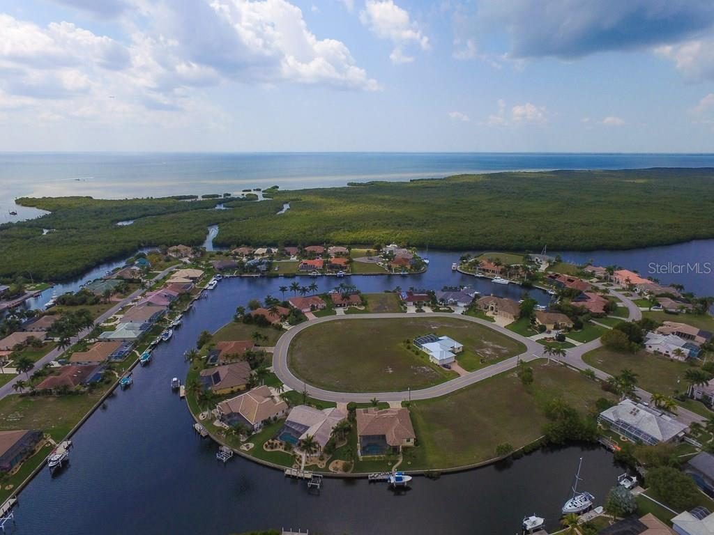 Fantastic loop of homes nestled in a great neighborhood - Vacant Land for sale at 4027 Turtle Dove Cir, Punta Gorda, FL 33950 - MLS Number is C7237554