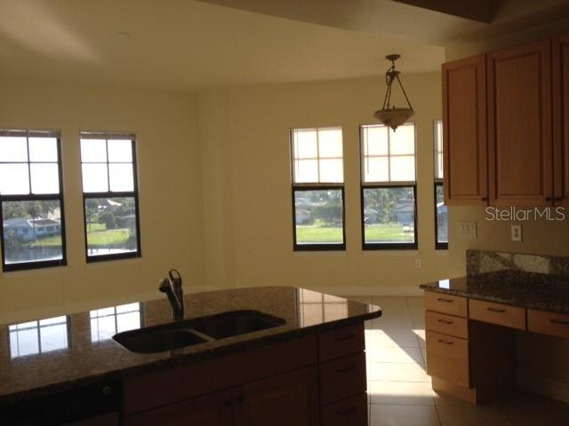 Kitchen to breakfast / dining area - Condo for sale at 94 Vivante Blvd #9445, Punta Gorda, FL 33950 - MLS Number is C7402021