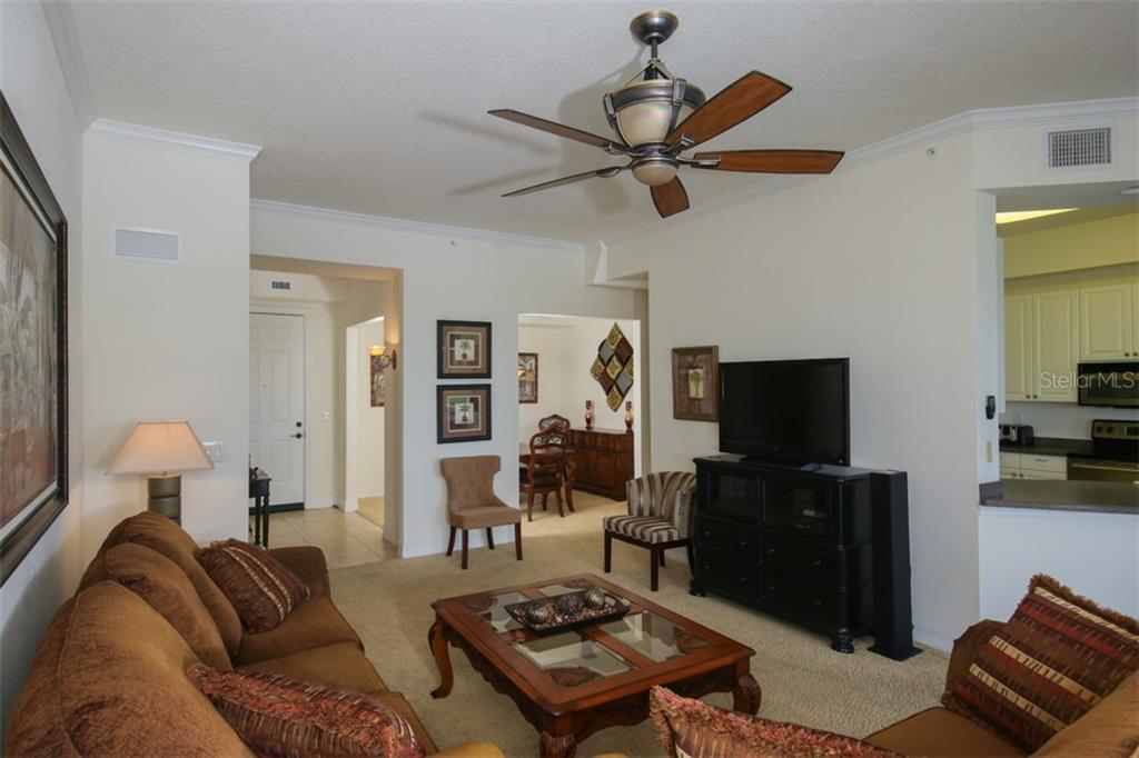 Lovely great room - Condo for sale at 95 Vivante Blvd #303, Punta Gorda, FL 33950 - MLS Number is C7402746