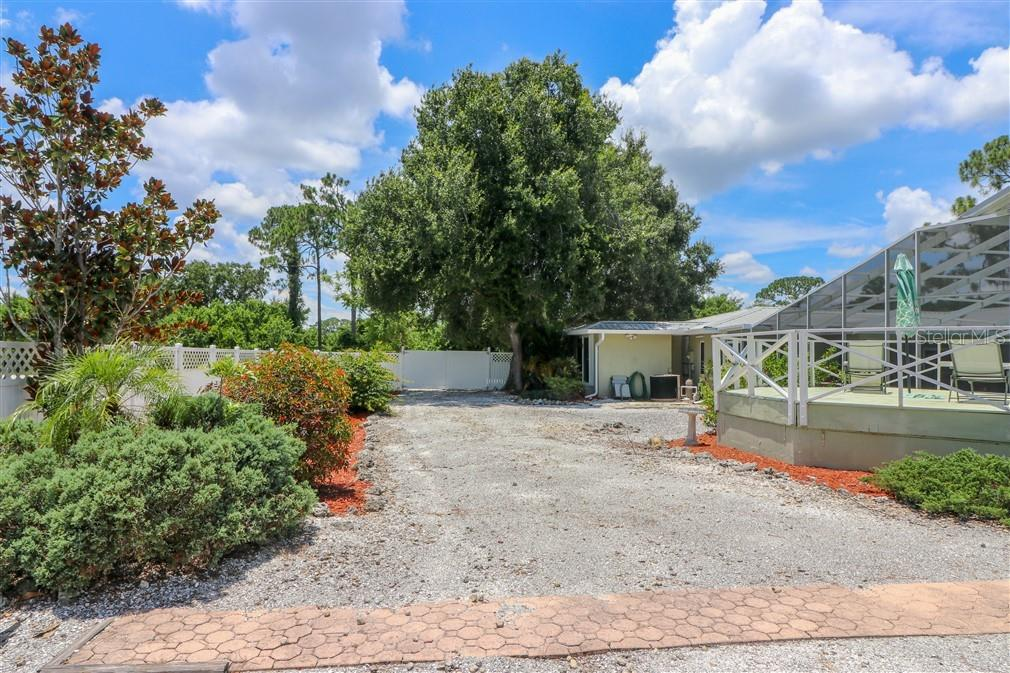 large outdoor with fence - Single Family Home for sale at 3262 Great Neck St, Port Charlotte, FL 33952 - MLS Number is C7403390