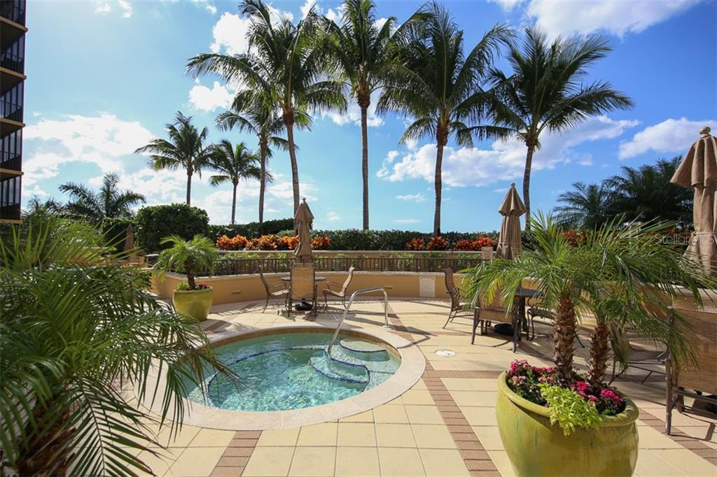 There's nothing like a nice outdoor soak after a day of golfing, tennis or boating! - Condo for sale at 3329 Sunset Key Cir #503, Punta Gorda, FL 33955 - MLS Number is C7406727