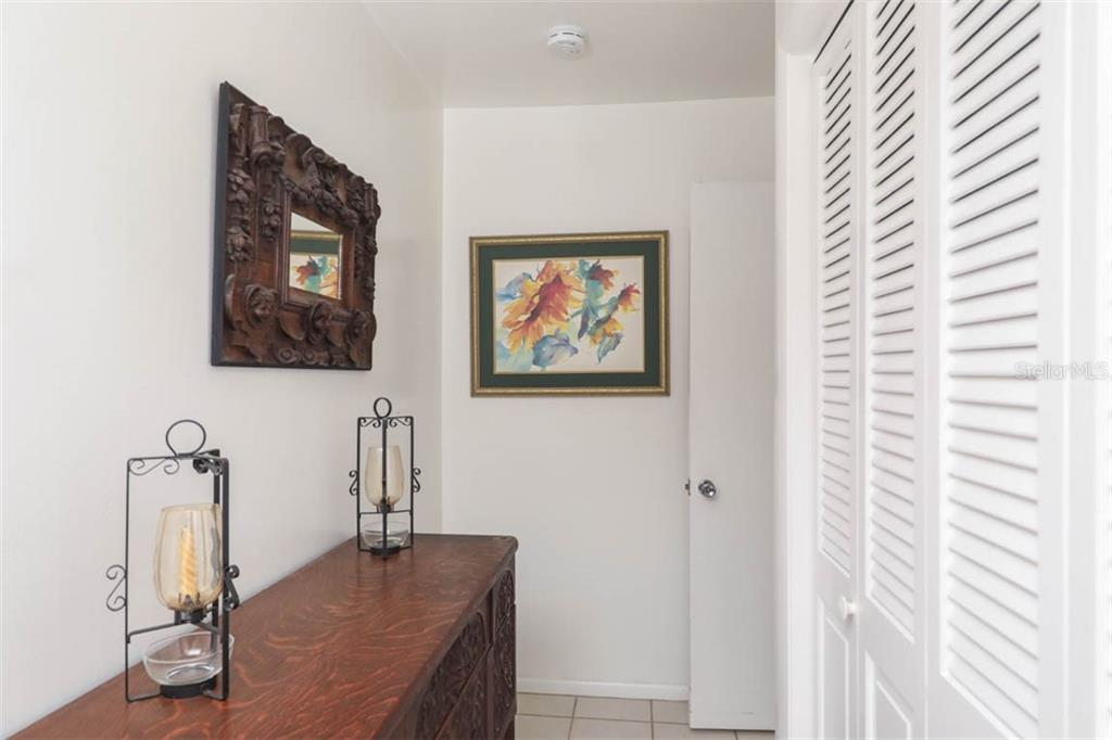 Entrance to Owner Suite with large closet has its own private wing. - Single Family Home for sale at 2291 Bayview Rd, Punta Gorda, FL 33950 - MLS Number is C7409445