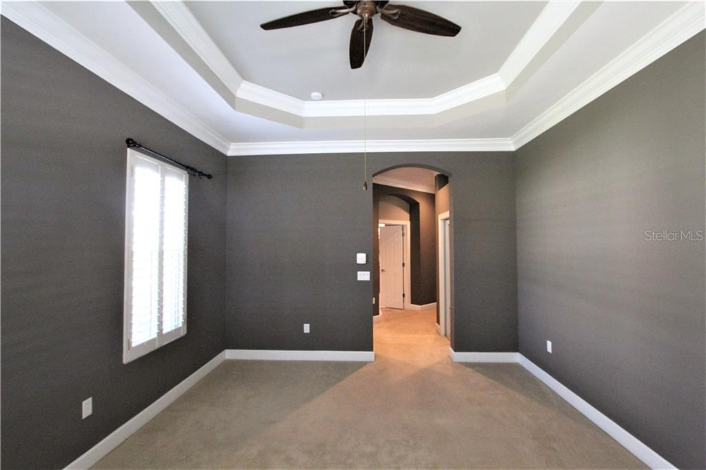 Master Bedroom - Single Family Home for sale at 2823 Mill Creek Rd, Port Charlotte, FL 33953 - MLS Number is C7409892