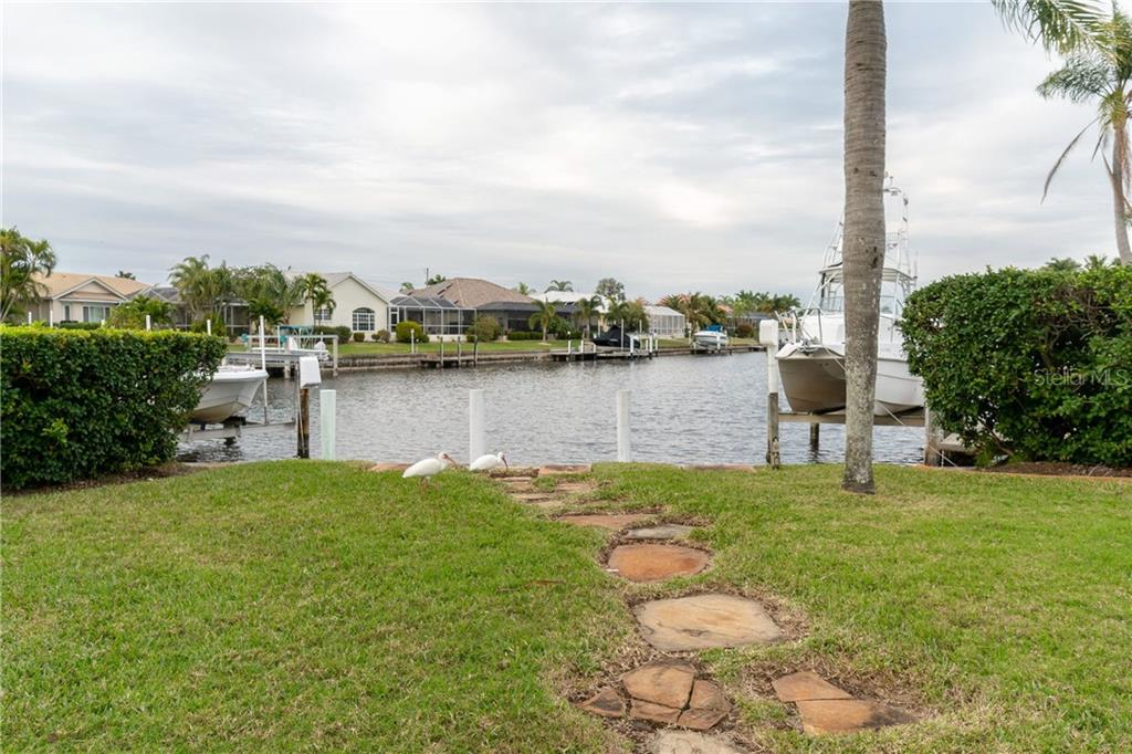 Waterfront - Single Family Home for sale at 572 Toulouse Dr, Punta Gorda, FL 33950 - MLS Number is C7411184