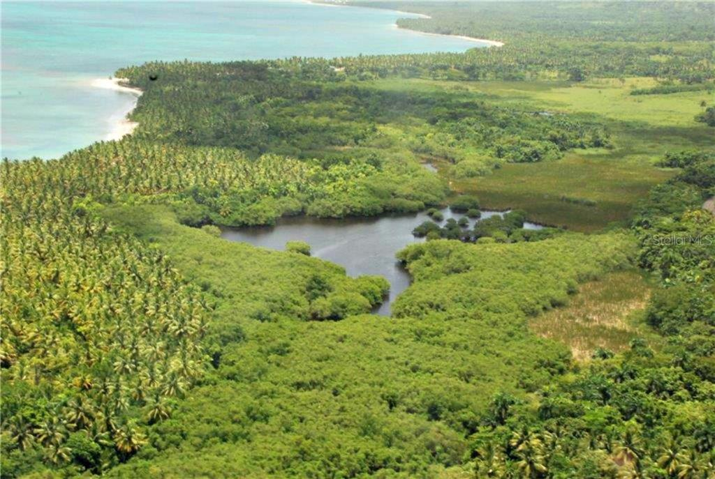 The lagoon has ocean access.  Marina possibilites - Vacant Land for sale at Hwy 5, Magante Dominican Republic, OC 56000 - MLS Number is C7412060