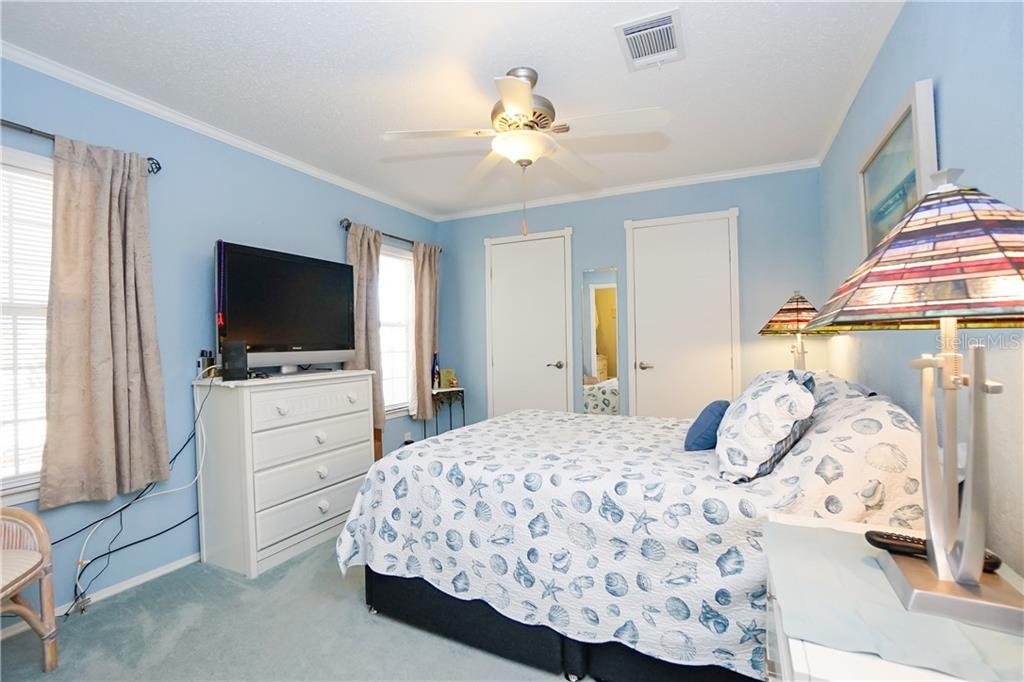 Master Suite - Manufactured Home for sale at 10101 Burnt Store Rd #23, Punta Gorda, FL 33950 - MLS Number is C7413977