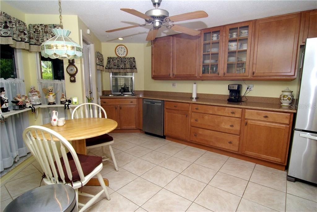 Updated Eat-in Kitchen - Single Family Home for sale at 2195 Abscott St, Port Charlotte, FL 33952 - MLS Number is C7414291