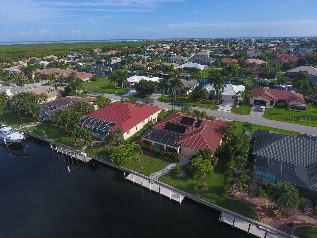 Single Family Home for sale at 2713 Saint Thomas Dr, Punta Gorda, FL 33950 - MLS Number is C7417491